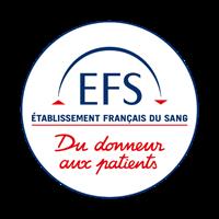 Entités Etablissement Français du sang (logo)